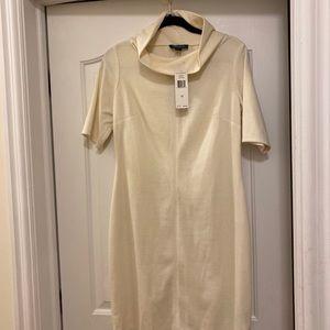 Ralph Lauren colonial cream dress size 12